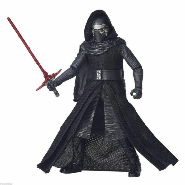Star Wars The Force Awakens Black Series 6″ Kylo Ren Figure