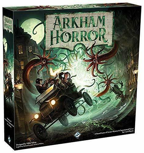 Arkham Horror (Third Edition) Board Game