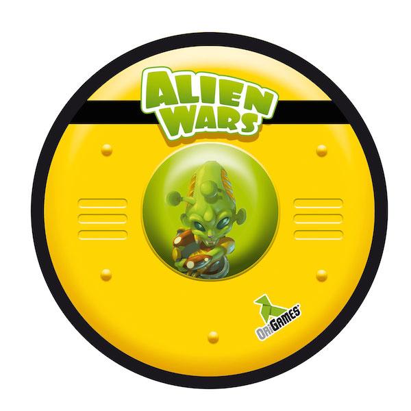 Alien Wars Family Card Game
