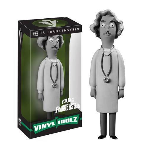 Young Frankenstein Dr. Frankenstein Vinyl Idolz Figure