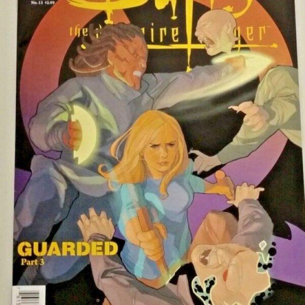 Buffy the Vampire Slayer Comic Season 9 Issue #13