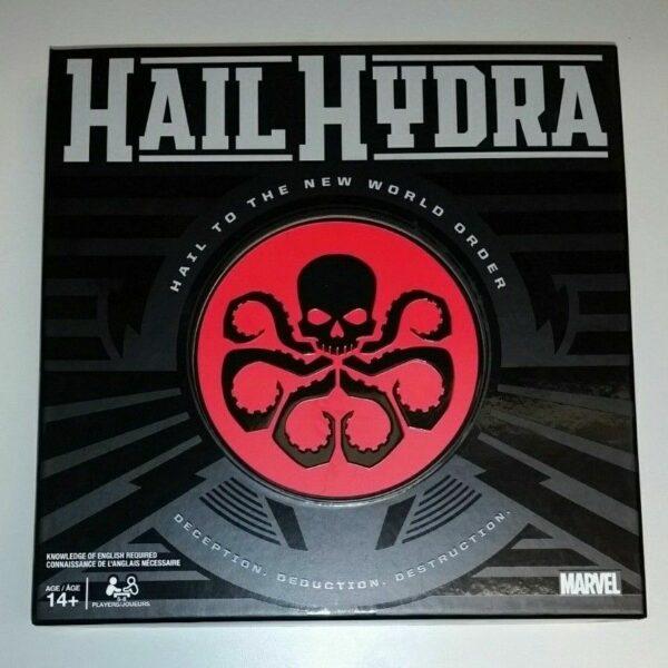 Marvel: Hail Hydra Board Game