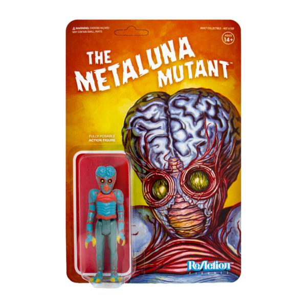 Universal Monsters The Metaluna Mutant ReAction Figures