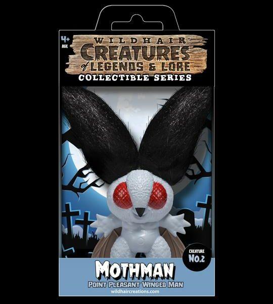 The Mothman Wild Hair Creations