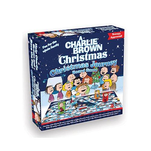 A Charlie Brown Christmas: Christmas Journey Board Game
