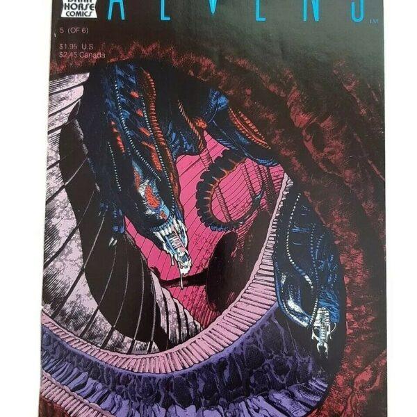 Aliens #5 (of 6), 1st printing, Dark Horse
