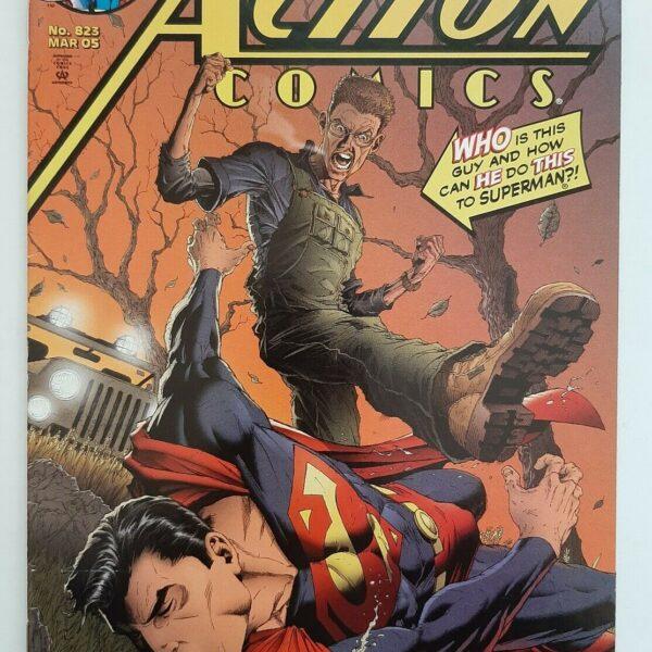 Action Comics #823, DC