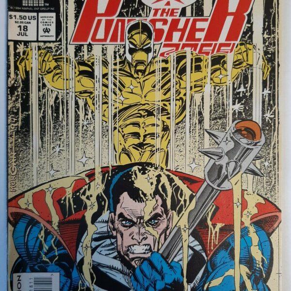 The Punisher Comic #18, Marvel Comics (Jul 1994)