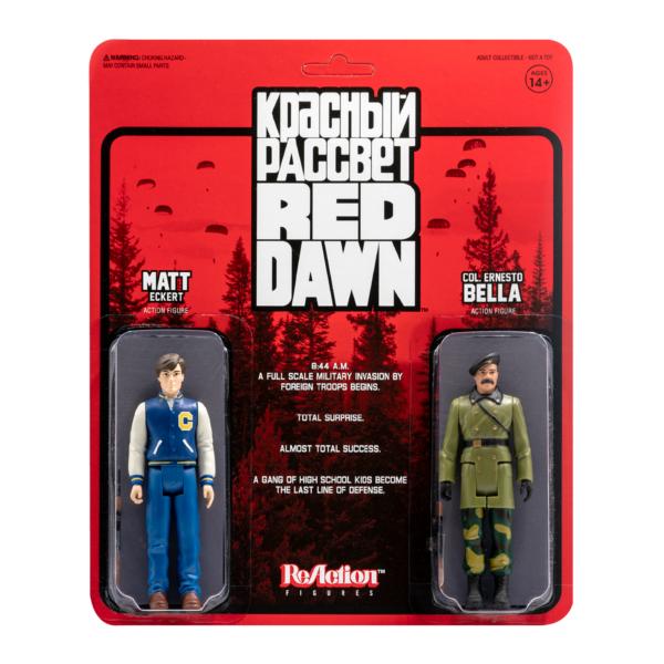 Red Dawn Reaction 2-Pack – Pack B: Matt and Bella